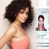 Leaked passport reveals Kangana Ranaut real age
