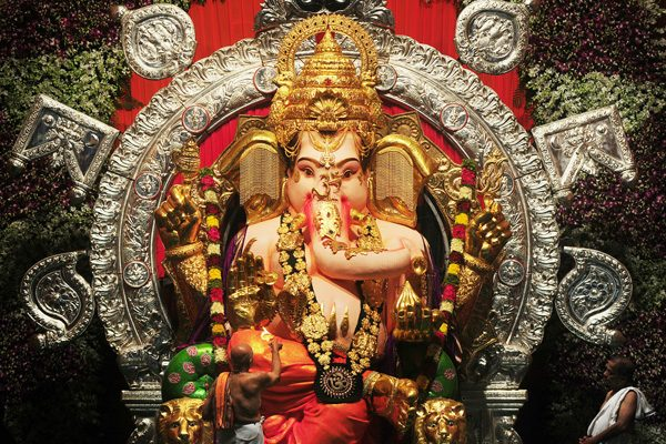 Do you know Lord Ganesha idols get Insurance cover of Rs. 600 Crore?