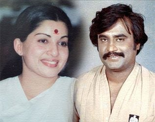 Throw Back Story: Iron Lady Rejected Rajinikanth