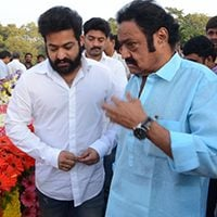 NTR Family at NTR Ghat