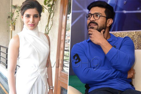 Samantha, not Anupama Parameswaran, likely to be in Ram Charan's next