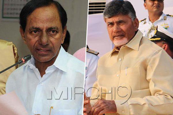 KCR Truce Proposal to Chandrababu Naidu