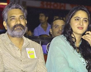 Rajamouli Opens Up on CG Works for Anushka's Weight