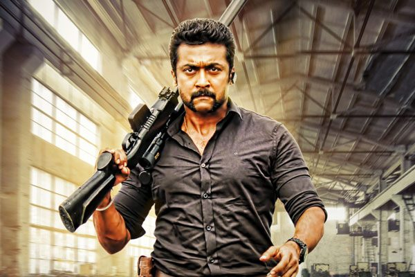 Singham 3 Shocking Low Premiere Collections