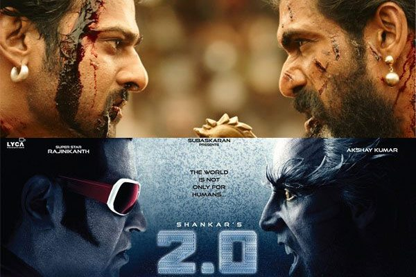 2.0 Movie - The Second Biggest Audio Launch After Baahubali 2