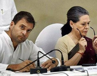 Congress Routed out of Rahul and Sonia's Constituencies