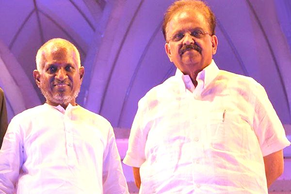 SP Balasubrahmanyam Took  Ilayaraja's Legal Notice with Great Esteem