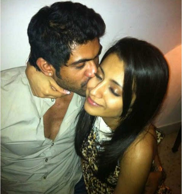 Rana Daggubati -Trisha Hot Kissing Photo Leaked -SuchiLeaks