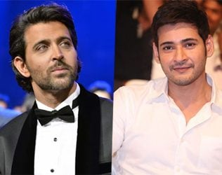 Excited Director Wants Hrithik or Mahesh