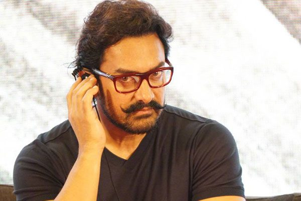 Superstar Aamir Khan's Secret Out, Finally!