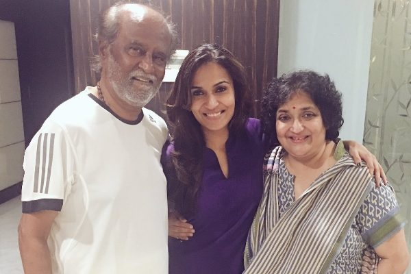 It Is a Mystery for Rajinikanth's Family Too!