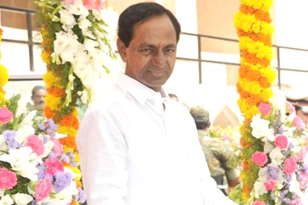 Why is KCR Very Interested in AP Politics?