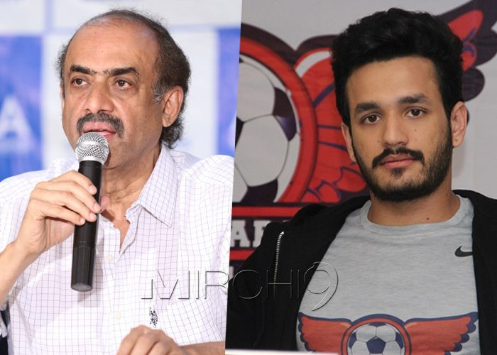 Akhil's 'Hello' to Begin the New Tradition