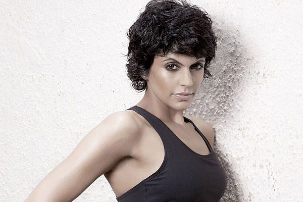 """I Play a Bad Guy in Thriller Saaho"" - Mandira Bedi"