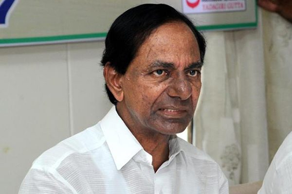 KCR Extremely Displeased with the Center?
