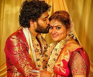 Namitha and Veerendra Chowdary Wedding Stills