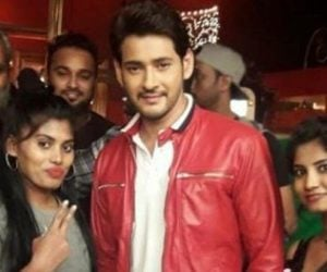Mahesh Babu Ad Shoot Photos