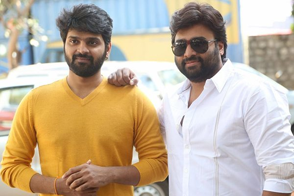 Nara Rohit Producing Close Friend Sree Vishnu Film Thippara Meesam