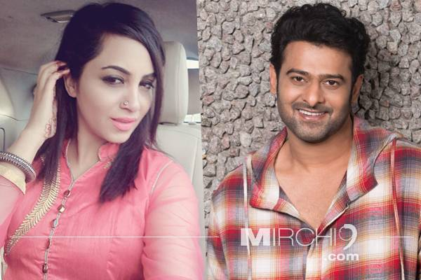 Arshi Khan confirms film with Prabhas