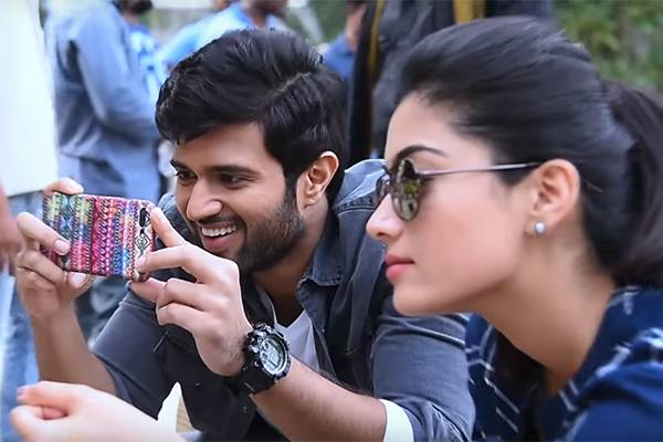 Geetha Govindam Music Review- One Blockbuster-Rest Hummable