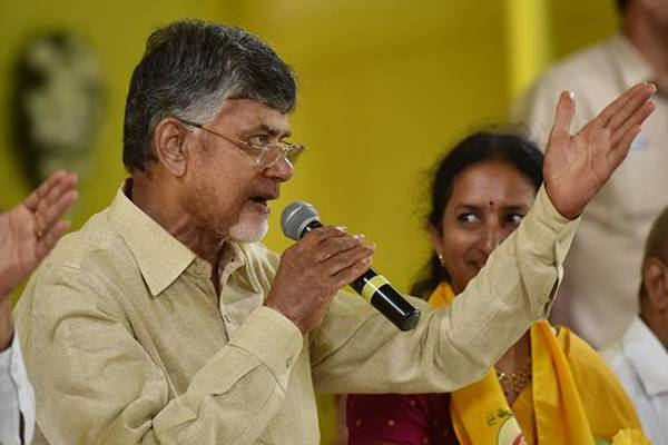 Chandrababu Naidu's Master Plan to Woo Voters in Election Year-