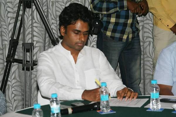 Marri Aditya Reddy Joining Kodandaram Telangana Jana Samithi