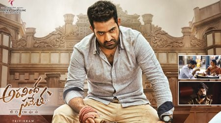 Aravindha Sametha Review