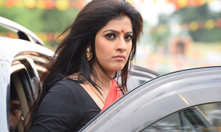 Varalaxmi Sarathkumar Was Screaming Telugu Dialogues in Bathroom