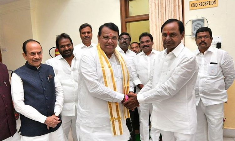 KCR Finally - Gets a Date for Cabinet Expansion