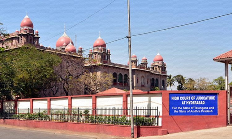 High court of Andhra Pradesh and Telangana state