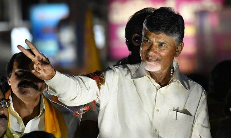 National Leaders Flock to Andhra Pradesh To Support Chandrababu Naidu