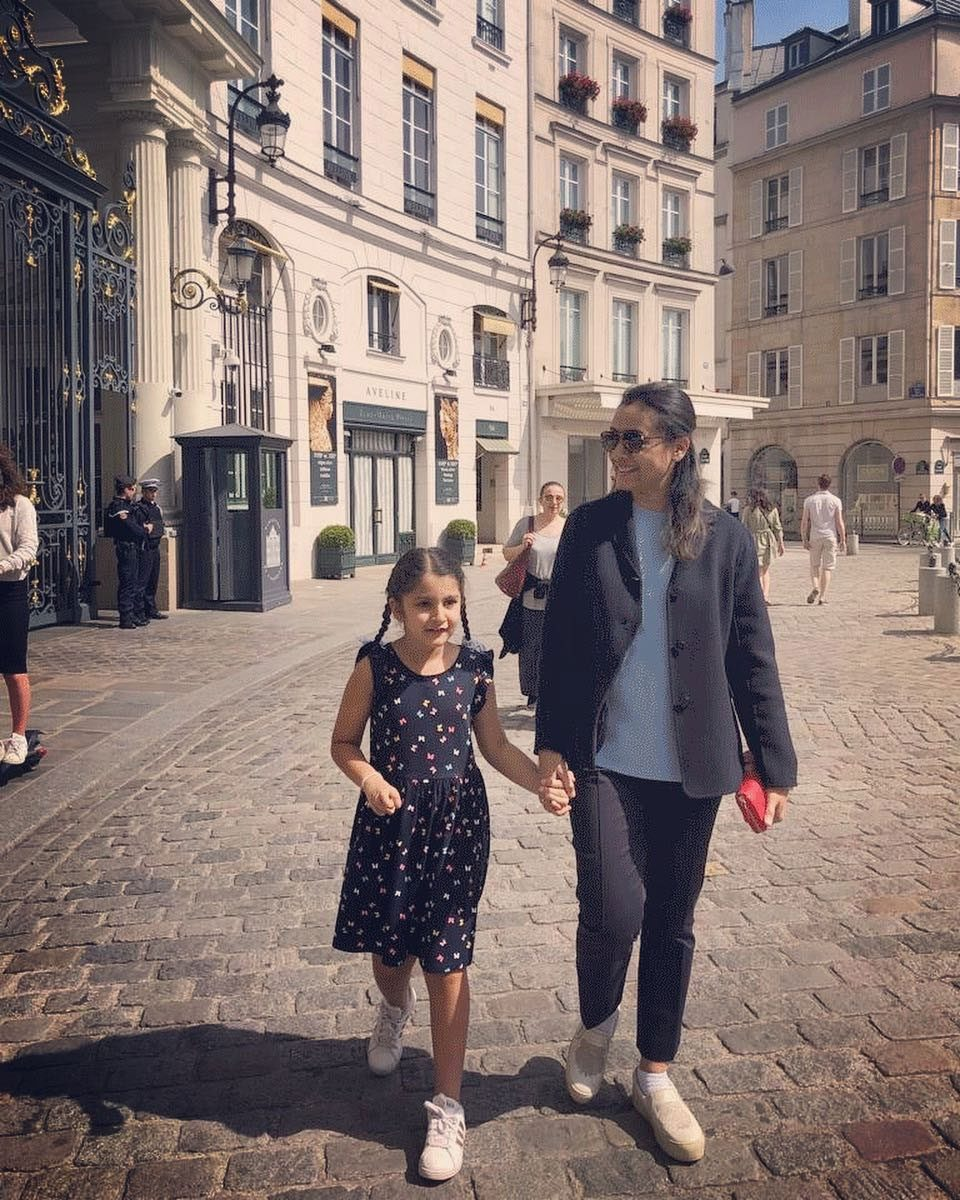 Mahesh Babu's Daughter Sitara Didn't Want to Step out of Hotel