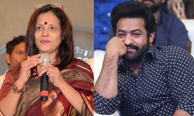 Jr NTR Used to Sit in Lap & Play - Yesteryear Item Diva Disco Shanti