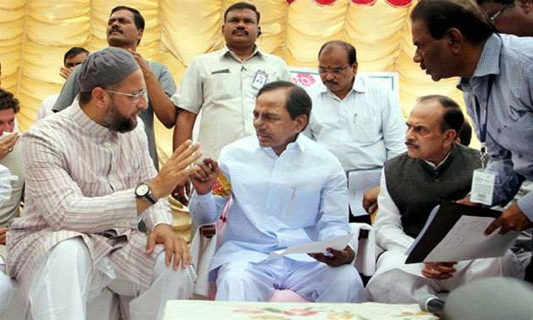 KCR Gifting Main Opposition Status to Friendly MIM