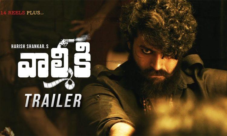 Valmiki Movie Trailer Talk: A Mass Treat With Varun Tej