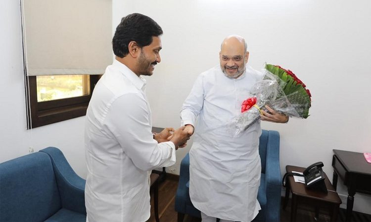 YSR Congress Desperate To Paint All is Well with the Center