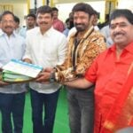 Balakrishna - Boyapati Srinu Movie Launch