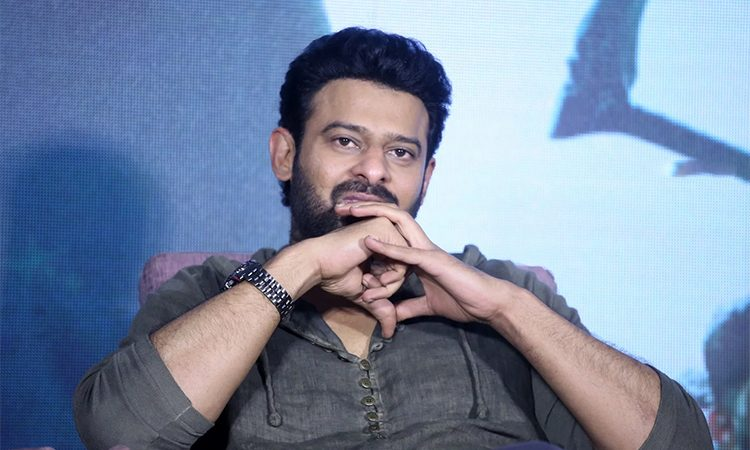 Prabhas on his movie update