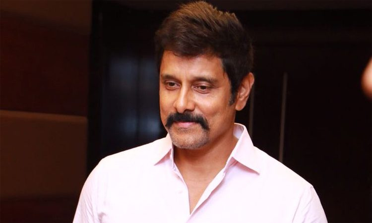 Shocking News About Outstanding Actor Chiyaan Vikram Turns Out False