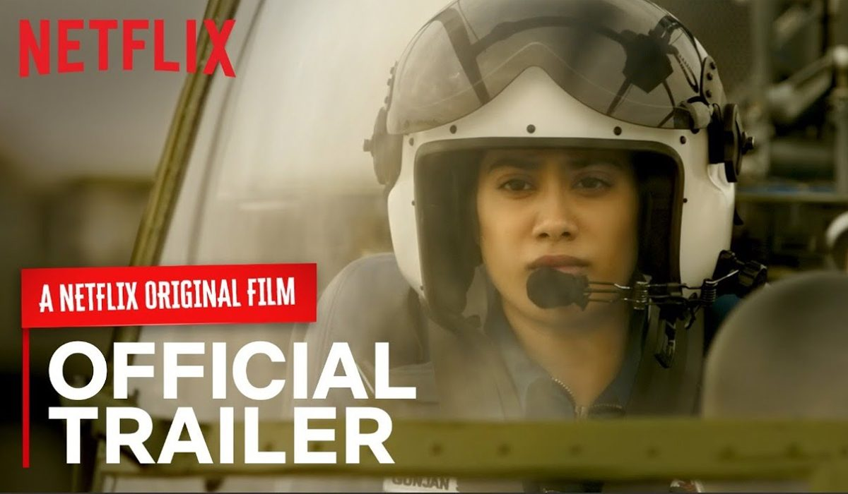 Watch `Gunjan Saxena` trailer: A girl who dreams big