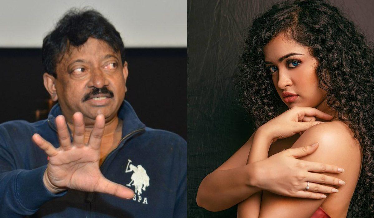 RGV (Ram Gopal Varma) Outrageous Description About Her Body