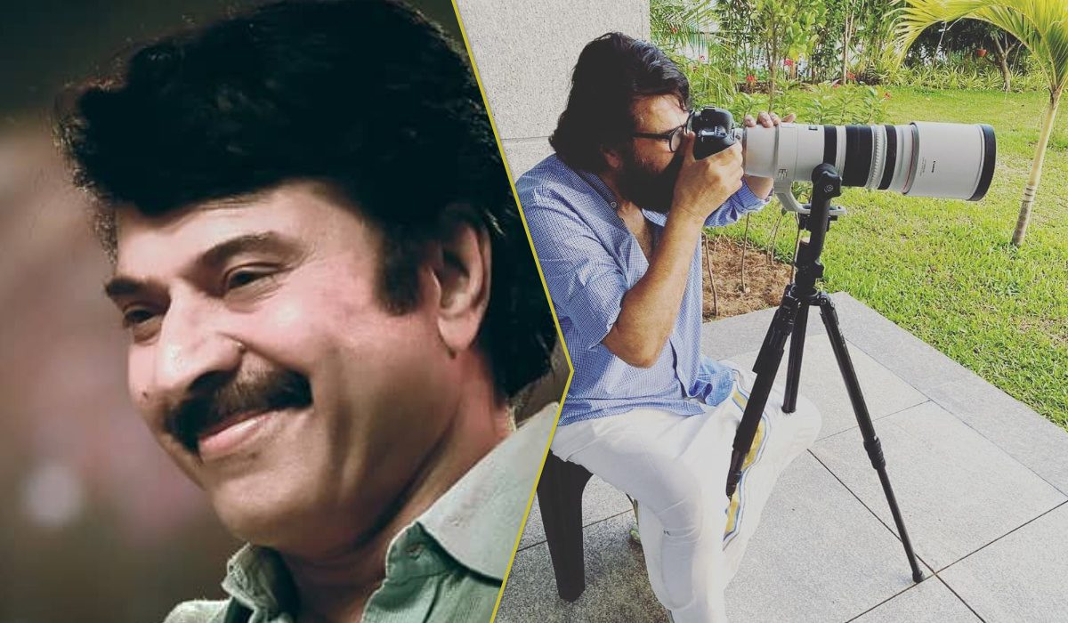 Superstar Mammootty's Personal Challenge, Didn't Leave Home for 5 months