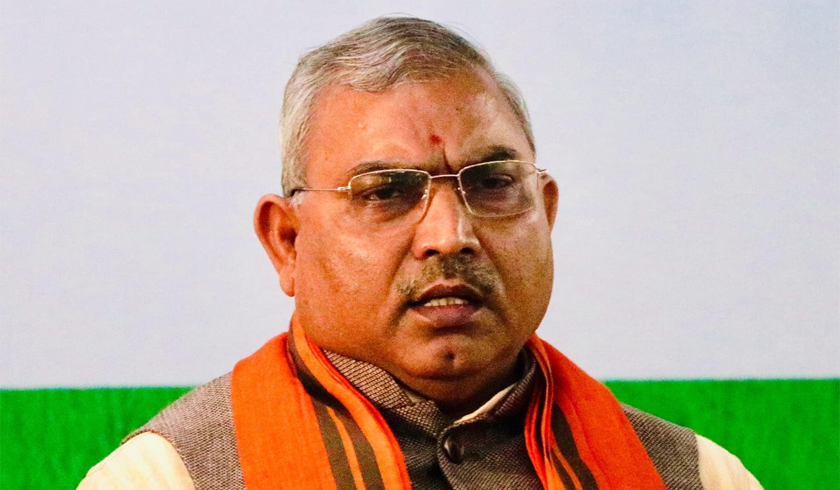 BJP Sends One More National Leader to the Telugu States