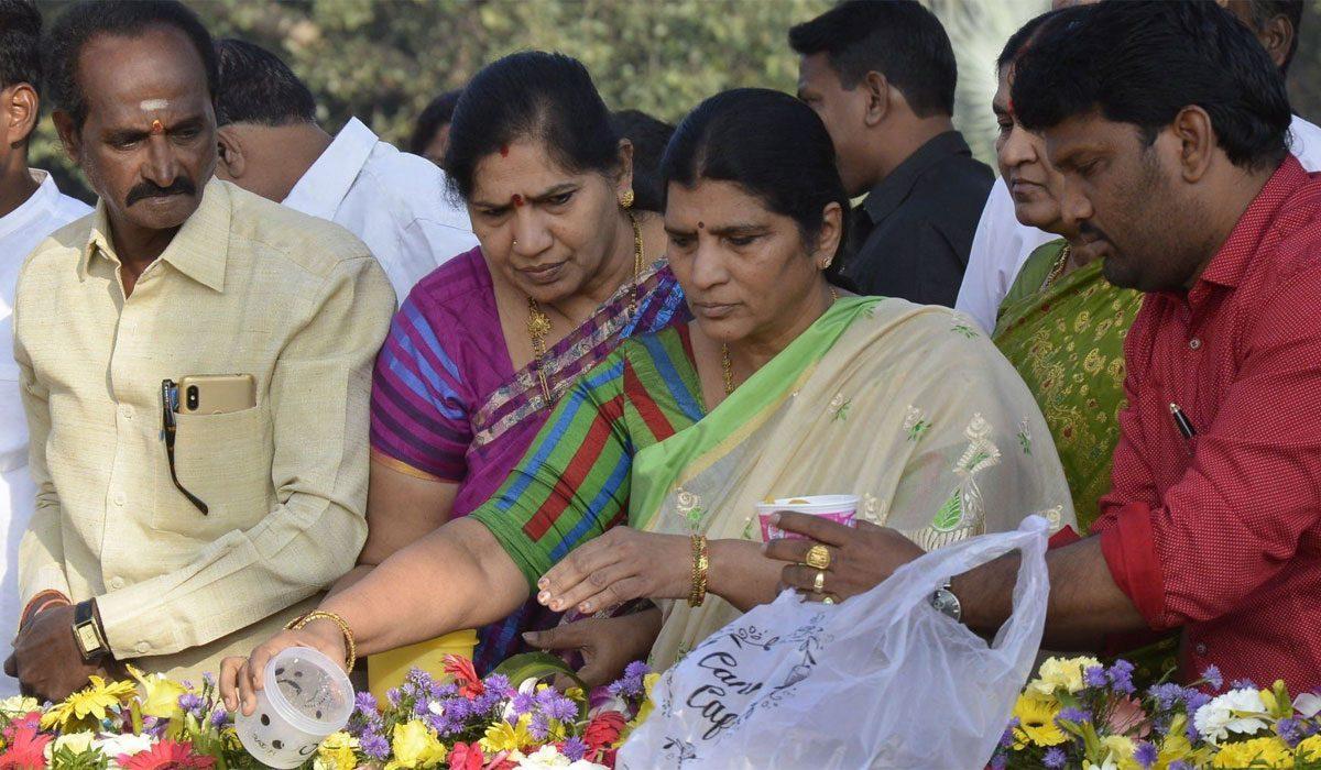 Lakshmi Parvathi Lays Claim on NTR's Legacy