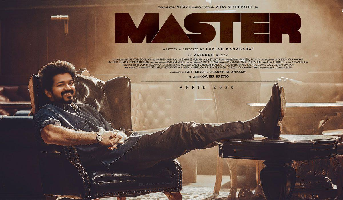 Master Movie Review - Routine Mass Entertainer With Exhaustive Length