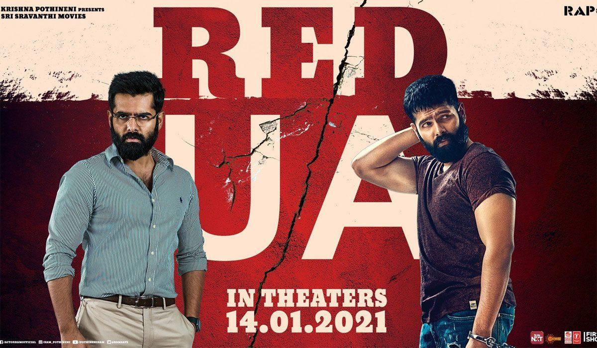 RED Telugu Movie Review - A Dull And Tedious Thriller